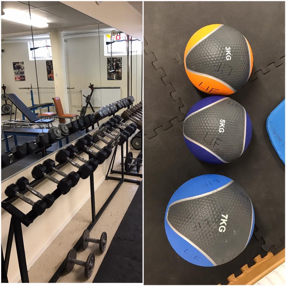 Nyinvestering till gymmet